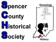 Spencer County Historical Society and History of South Spencer Schools
